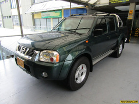 Nissan Frontier Ax Mt 3000cc 4x4 Td