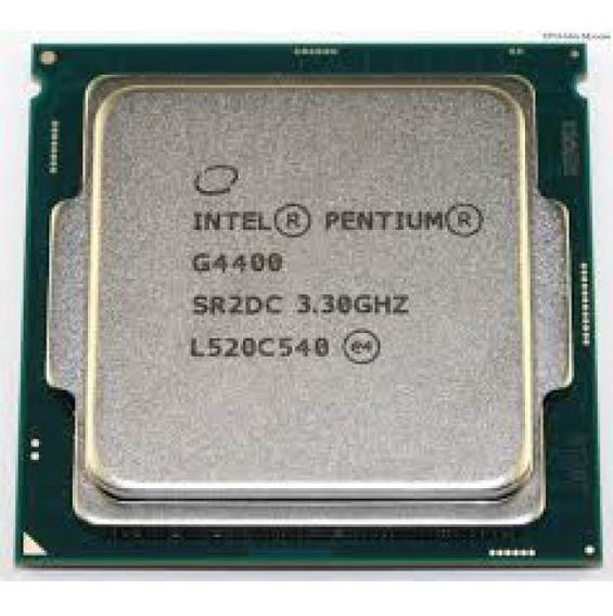 Processador Intel Pentium G4400