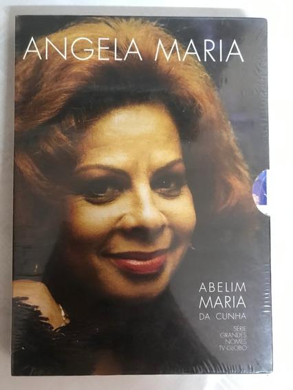 Dvd - Angela Maria - Abelim Maria Da Cunha