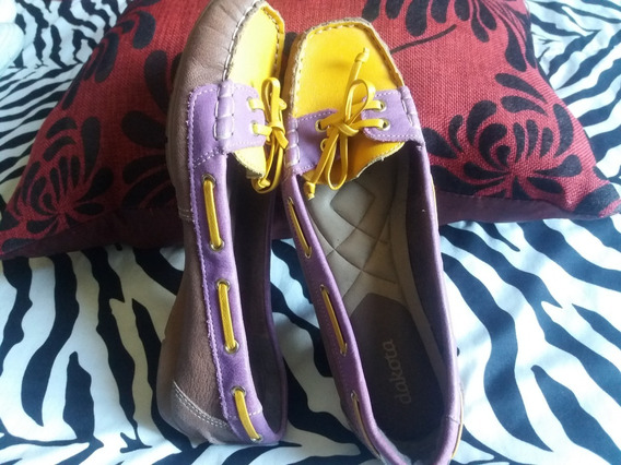Sapato Feminino Dakota Couro Tam 35