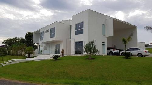 Casa À Venda, 430 M² Por R$ 1.550.000,00 - Condomínio Village Ipanema - Araçoiaba Da Serra/sp - Ca2349