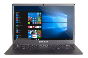 Notebook Banghó Zero Intel Celeron Ssd 240gb 3gb 14 Fhd W10