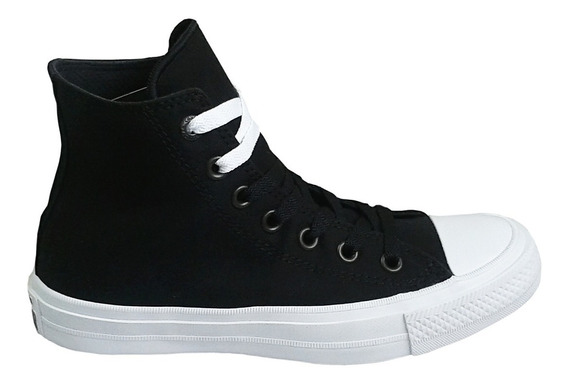 Tênis Chuck Taylor All Star Ii Hi Black 55305937