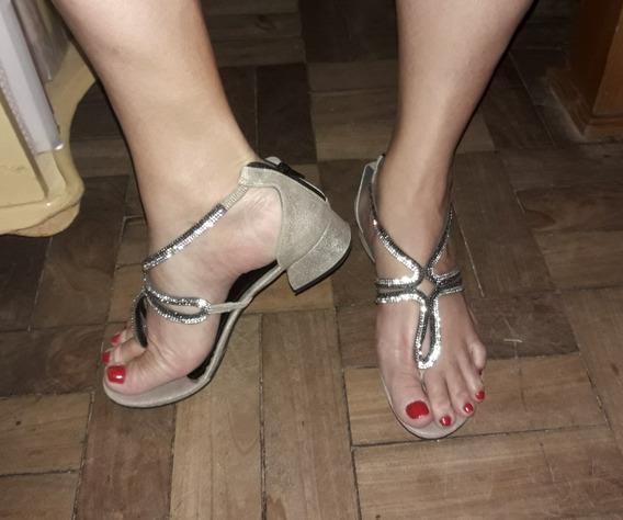 Sandália Luxo Laccio N 38