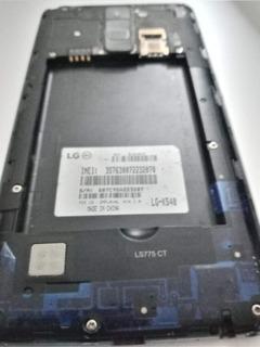 Celular LG Stylo 2 LG-k540 (detalle)