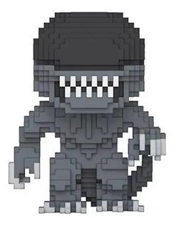 Funko Pop Xenomorph 8bit Alien Collagekidsar