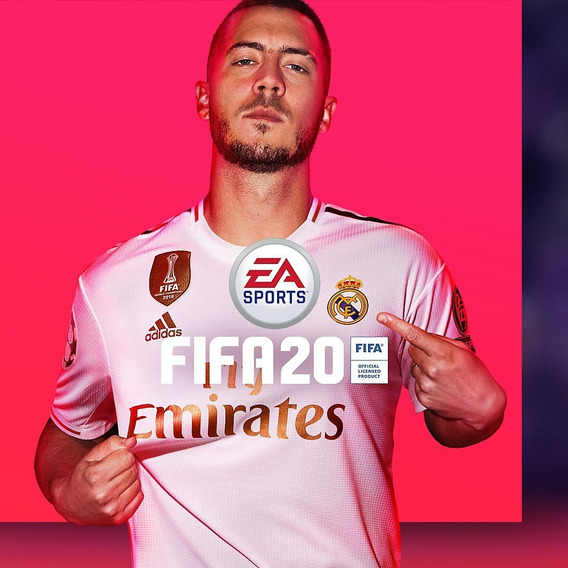 Fifa 20 - Ps4 - Midia Digital 1