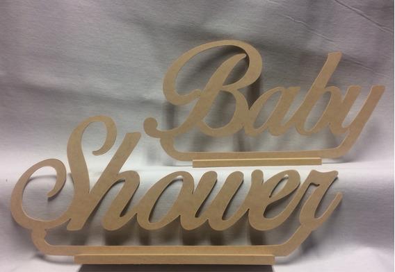 Letrero Baby Shower
