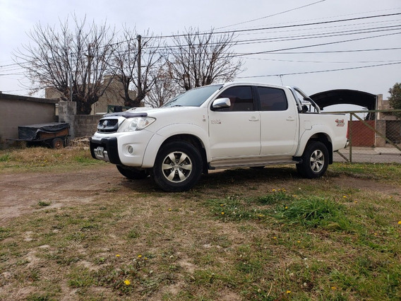 Toyota Hilux Srv 2010 4x4