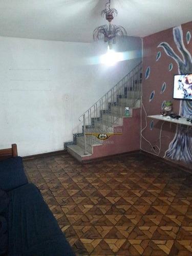 Imagem 1 de 27 de Sobrado Com 3 Dormitórios À Venda, 160 M² Por R$ 268.000,00 - Jardim Barreira Grande - São Paulo/sp - So1617