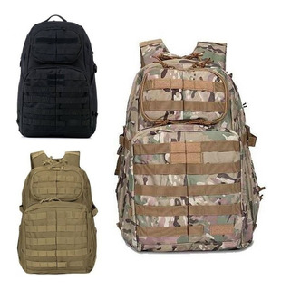 Mochila Tactica Impermeable Molle Eagle Claw 24hs 40lts
