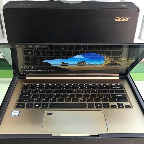 Acer Swift 7 Sf713-51 13'3 I7-7y75, 8gb Ram 1tb 512gb Ssd