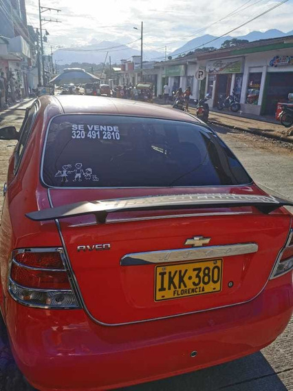 Chevrolet Aveo Aveo Sedan 2009
