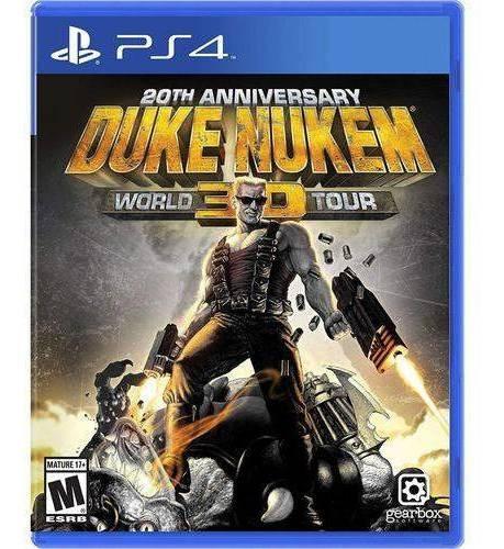 Duke Nukem 3d: 20th Anniversary World Tour - Ps4