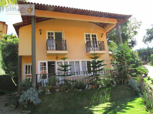 Casa Ampla Com 3 Dormitórios, Closet, 2 Suítes À Venda Por R$ 600.000 - Secretário - Petrópolis/rj - Ca0157