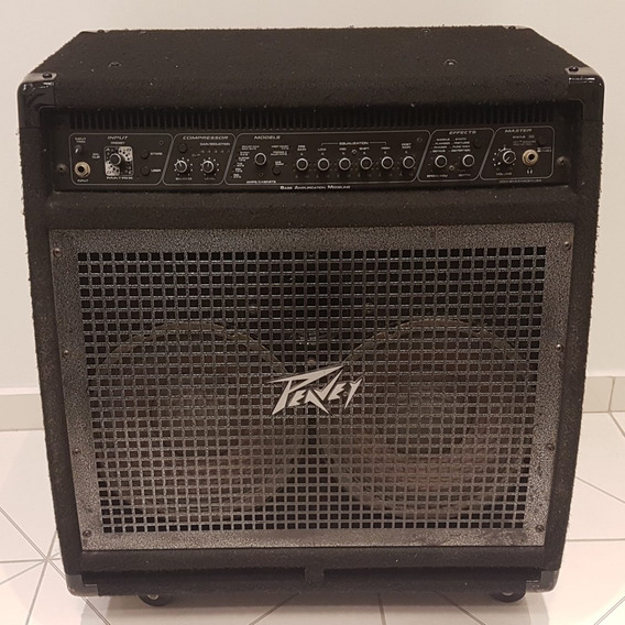 Amplificador De Baixo Peavey Ba210