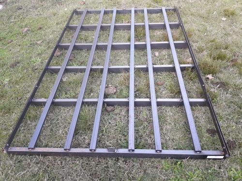 Rejas Estructuras Metal