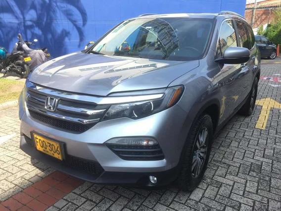 Honda Pilot 4x4 Aut Camioneta Aut 4x4 Pilot 4x4 Full