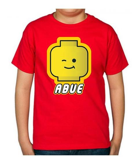 Playeras Personalizadas Lego