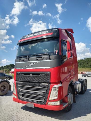 Volvo Fh 460 2019 6x2 Teto Alto Autom. Baixo Km