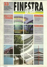 Revista Finestra N° 23