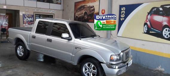 Ford Ranger Cabinde Dupla Xlt 2009 Gnv