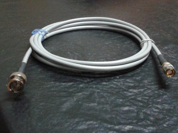 Cable Pigtail Jumper Para Ddf Ericsson Macho A Bnc Macho