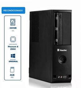 Desktop Itautec Infoway Z550 Sm3330 4gb 320gb Win 7 Original