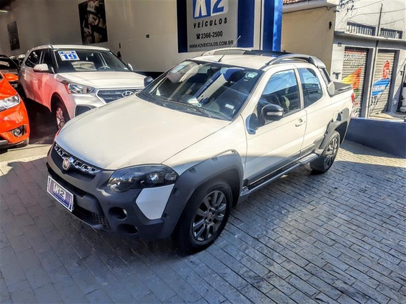 Fiat Strada 1.8 Mpi Adventure Cd 16v Flex 3p Manual 2017/201