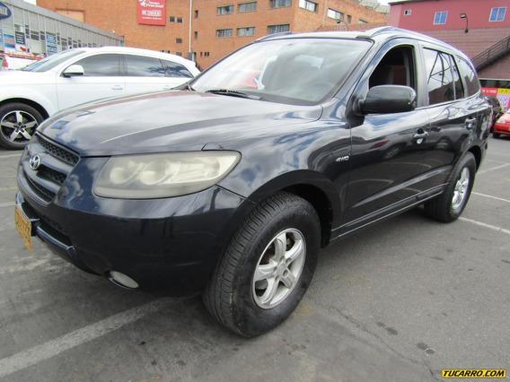 Hyundai Santa Fe Gl 2.7