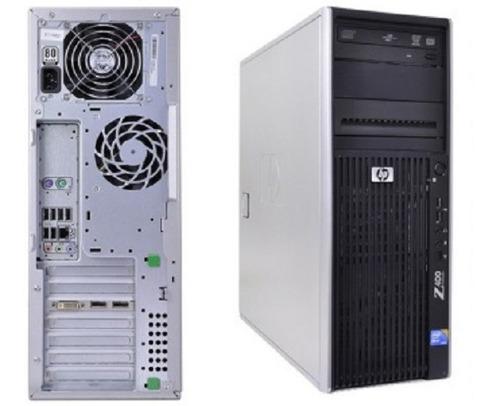 Imagen 1 de 3 de Cpu Hp Z400 Workstation Intel Xeon (r) 4gb Ram 640gb Dd. Itr