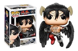 Funko Pop Exclusivo Tekken - Devil Jin