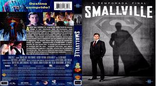 Blu-ray Smallville A Temporada Final 4 Discos