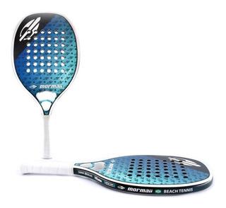 Raquete De Beach Tennis Mormaii Flexxxa Felipe Alencastro