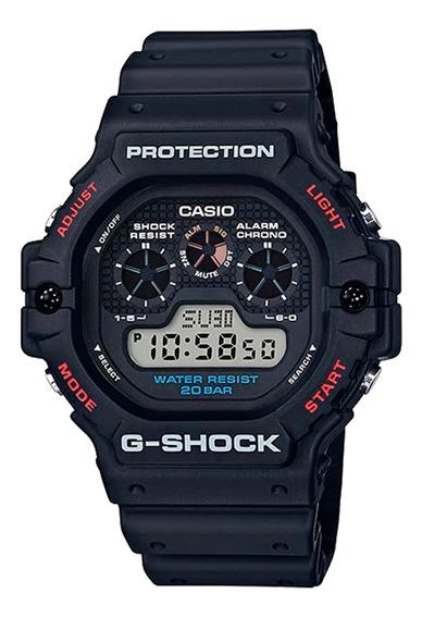 Relógio Casio Masculino Dw-5900-1dr Preto - Refinado