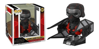 Funko Pop Star Wars Supreme Leader Kylo Ren In Whisper 321