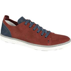 679d2f2bd682d Sapato Sapatenis Vermelho Bordo Vinho Masculino - Sapatos com o ...