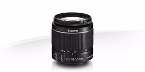 Lente Canon 18x55mm Stm Super Nova Apenas Testada