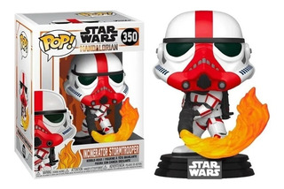 Funko Pop Star Wars Incinerator Stormtrooper 350 Magic4ever