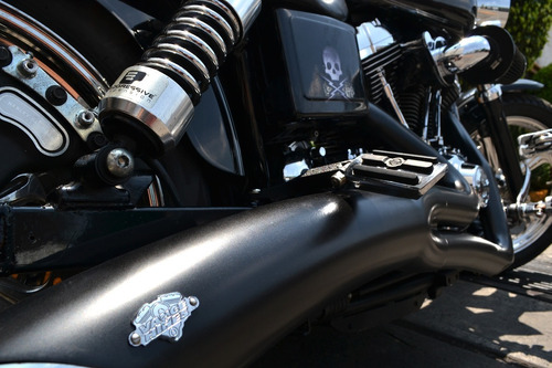 Imagen 1 de 15 de Impecable Harley Dyna Low Rider Llena De Accesorios Y Extras