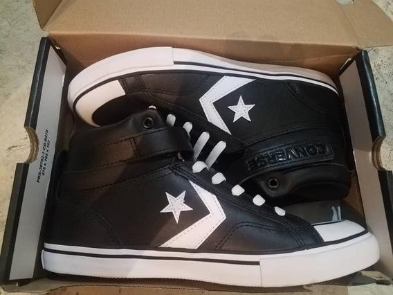 Zapatos Converse Originales De Cuero