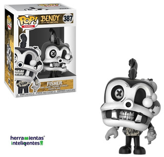 Fisher Funko Bendy And The Ink Machine