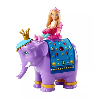 Set Chelsea Dreamtopia Barbie Juguete