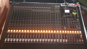 Mesa De Som Yamaha Mgp24x + Case