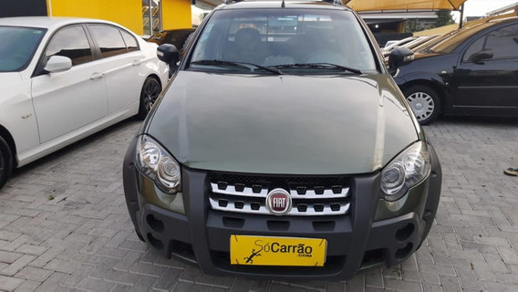 Fiat Strada Adventure Locker Ce 1.8 16v Flex 2011