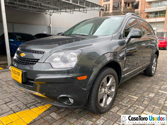 Chevrolet Captiva Sport 4x4 At 3000cc 2017
