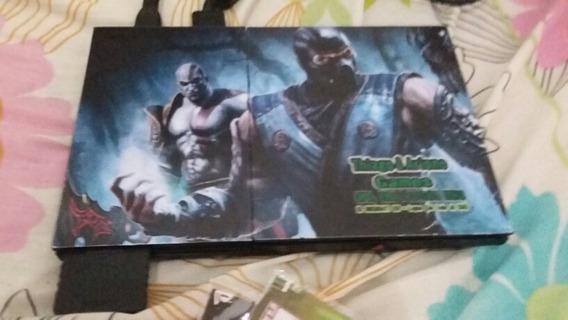 Playstation 2 Tudo Novo