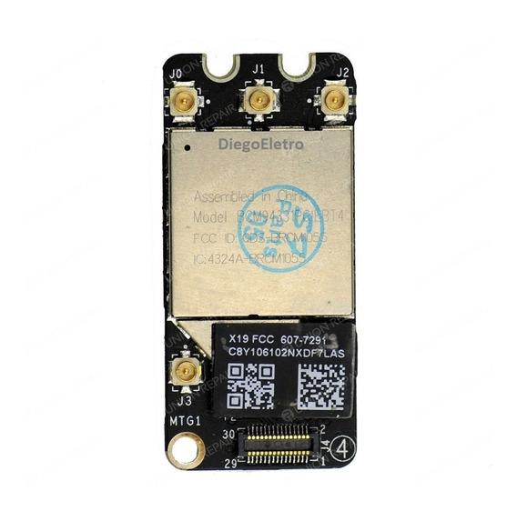 Airport Card Wi-fi Macbook Pro 13 A1278 Bcm94331pciebt4ax