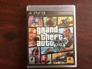 Juego Grand Theft Auto V Para Play Station 3 Ps3