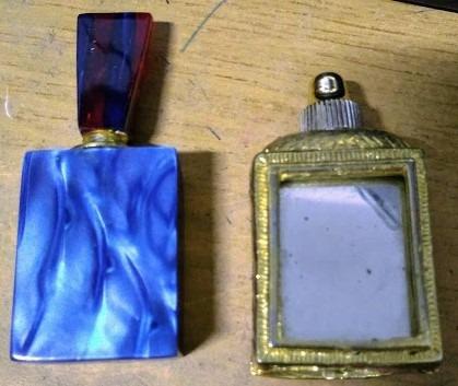 Botellitas De Perfume Vacias (coleccion)